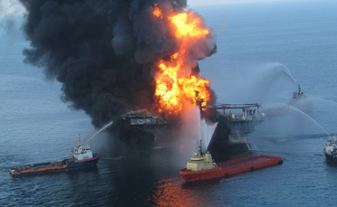 Deepwater Horizon Oil Rig Disaster