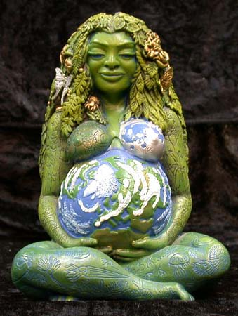 Mother Earth Goddess