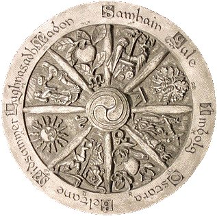 Samhain - Wheel of the Year